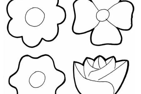 plantillas para dibujar flores » Full HD MAPS Locations - Another ...