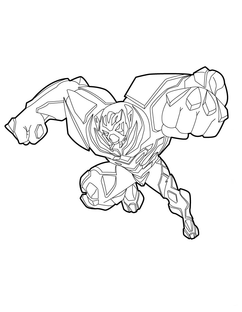 desenhos para pintar max steel