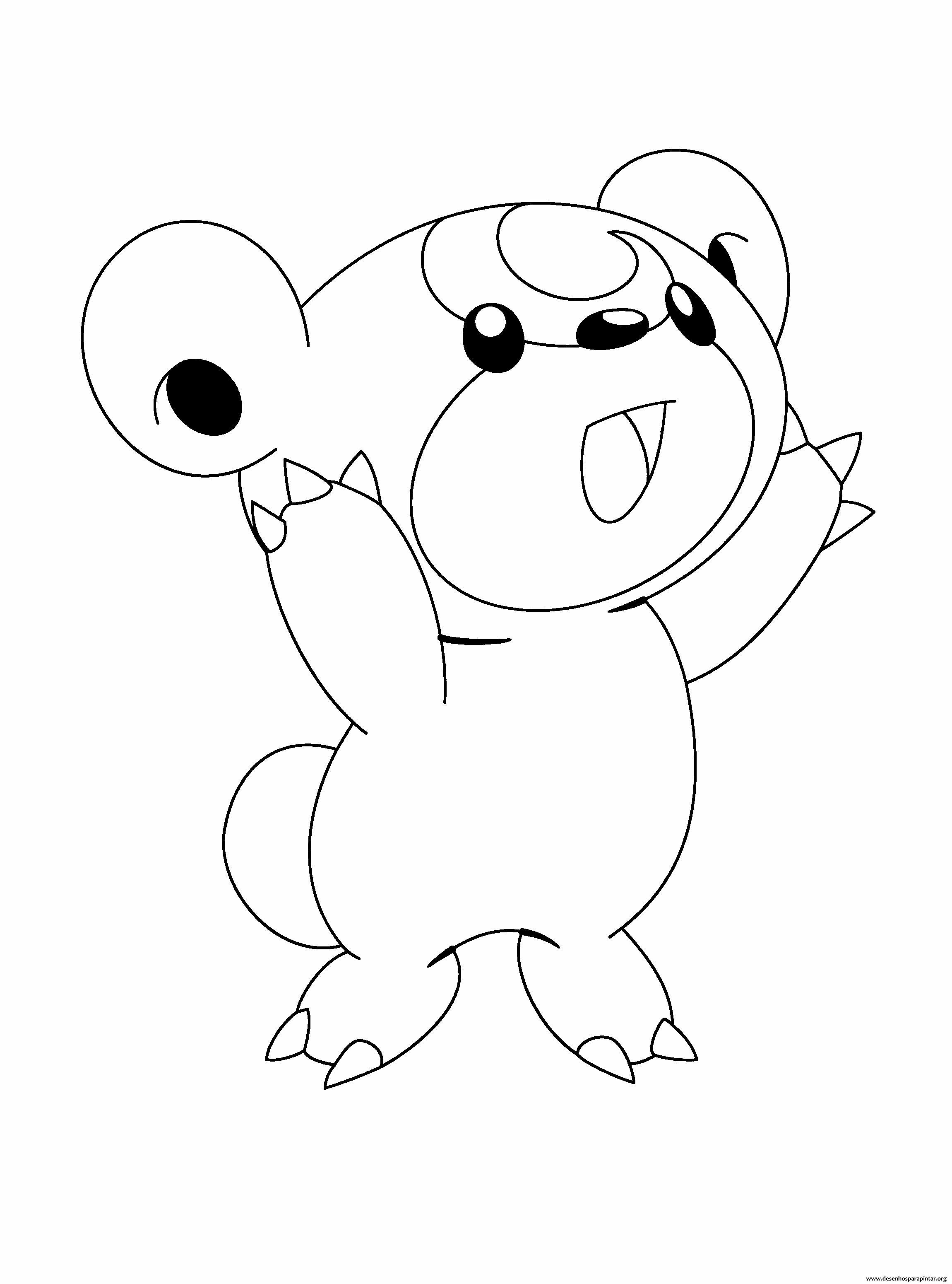 Desenhos Dos Pokemons Lendarios Para Colorir