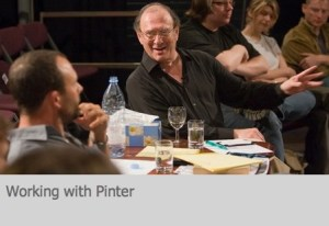 Harry Burton's Working with Pinter