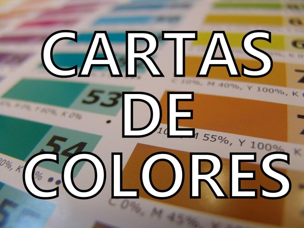catálogos de colores para pintar
