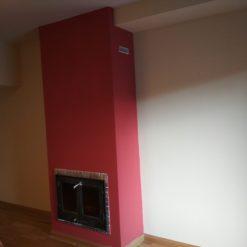 pintura de paredes diferente