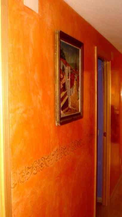 pintores de paredes