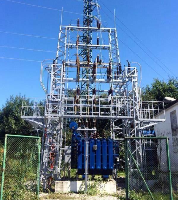 Subestación eléctrica Amorebieta
