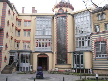 Palacio Chavarri Moyua