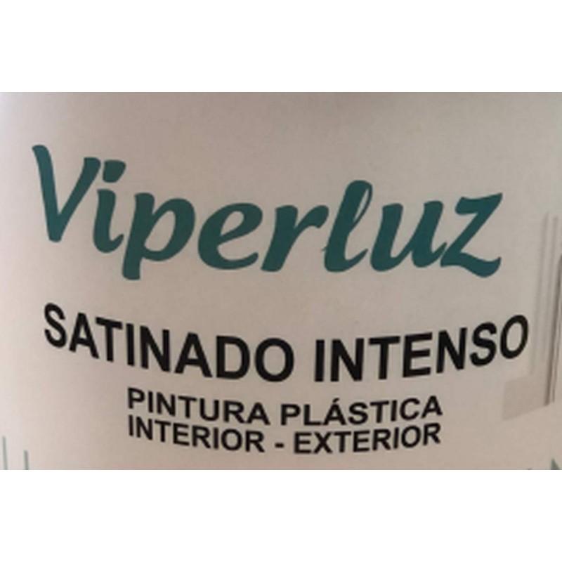 Pintura plástica Viperluz satinado intenso