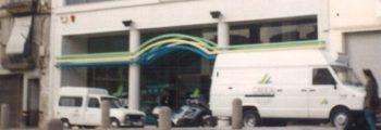1991 – Nueva instalación de 2.250m²
