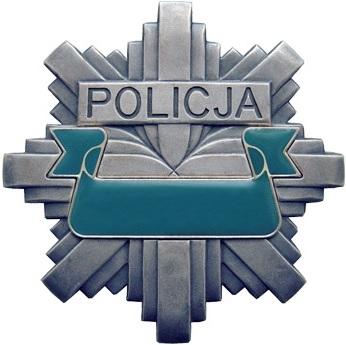 Zdjęcie, policyjna odznaka