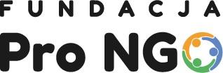 Logo Fundacji Pro NGO