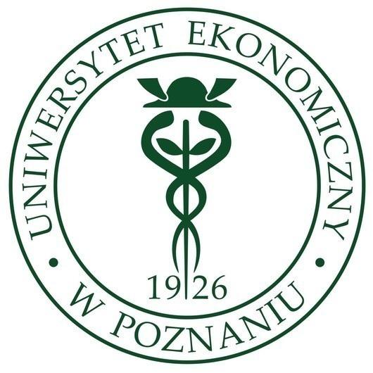 Logo Uniwersytetu Ekonomicznego w Poznaniu