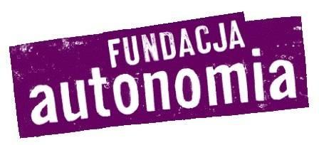 Logo Fundacji Autonomia