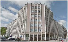 Zdjęcie I Oddziału ZUS w Poznaniu, ul. Dąbrowskiego 12