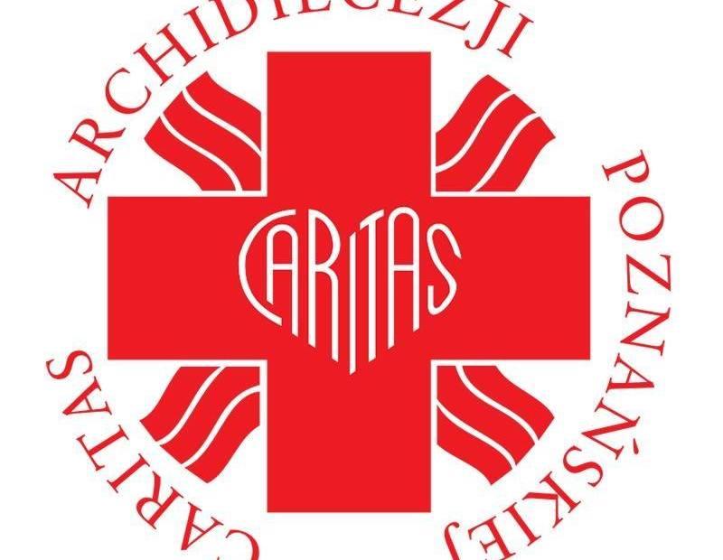 Logo Caritas Archidiecezji Poznańskiej