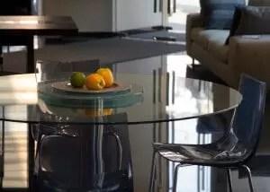 custom tabletop glass