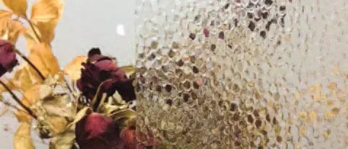 decorative kitchen glass inserts