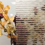 Wave Low Iron kitchen insert glass