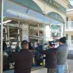 Storefront Business Glass Install