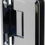Heavy Glass Hinges - HGTW
