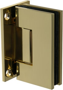 Heavy Glass Hinges - HGTWS