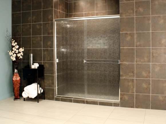 Cardinal Sliding Shower Enclosures - Chrome_Rain_01