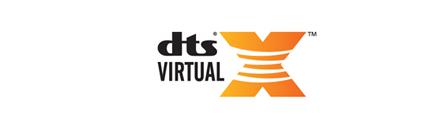 dts virtual x logo