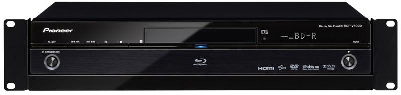 bdp v6000 professional blu ray disc