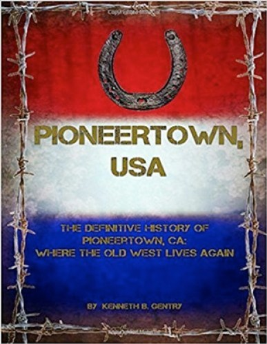 Pioneertown USA book cover image