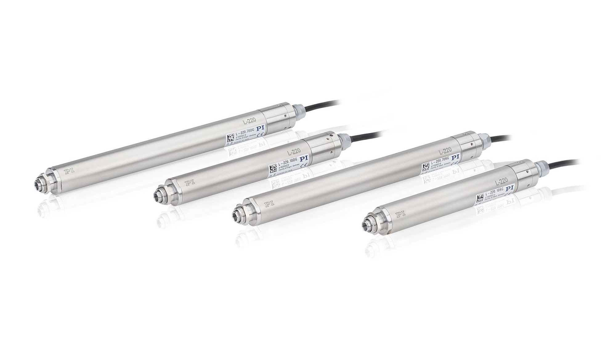 L 220 High Resolution Linear Actuator