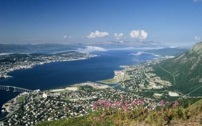 """Tromsø w """"Galerii w drodze"""""""