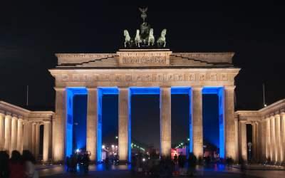 Berlin w Galerii w Drodze