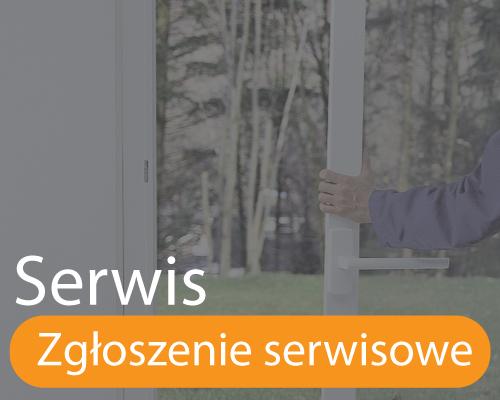 Piotrowski okna zgłoszenie serwisowe