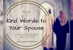 kind words to your spouse