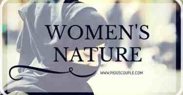 WOMEN'S NATURE