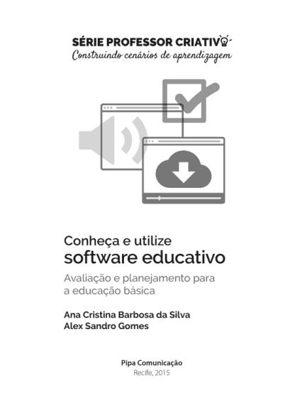 Livro - Conheça e utilize software educativo