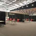 conference booths and room dividers