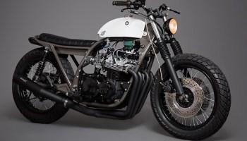 78 Kawasaki KZ650 – Clockwork Motorcycles - Pipeburn com