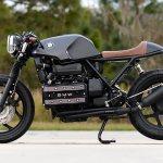 Bmw K100rs Cafe Racer Hageman Motorcycles Pipeburn