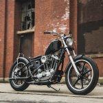 Wrought Iron Gasbox S Classic 72 Harley Ironhead Pipeburn