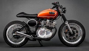 RIDE SALLY Hageman Motorcycles Yamaha XS400 Street Tracker