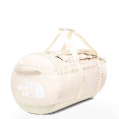 The North Face Base Camp Duffel S Vintage White / TNF White