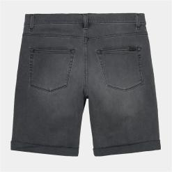 Carhartt Swell Short Black Worn Bleached
