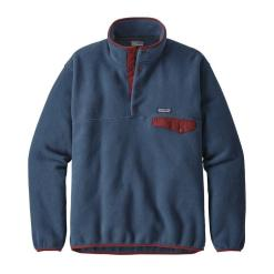 Patagonia Lightweight Synchilla Snap-T Fleece Pullover Stone Blue SNBL