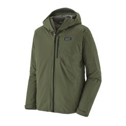 Patagonia Rainshadow Jacket Industrial Green INDG