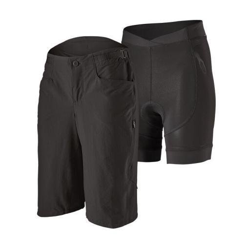 Patagonia Dirt Craft Bike Shorts Black BLK