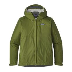 Patagonia Torrentshell Jacket Sprouted Green SPTG