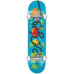 Enjoi Complete Intertwinded Blue Mid 7.25