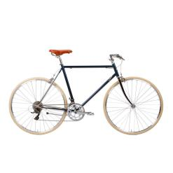 Siech 16 Speed Men Urban Chrom / Blue
