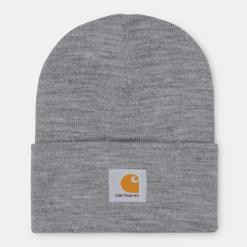 Carhartt Acrylic Watch Hat Grey Heather