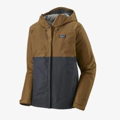 Patagonia Torrentshell 3L Jacket Coriander Brown COI