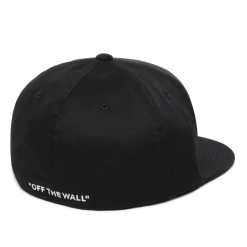 Vans Splitz Flexfit Cap Black